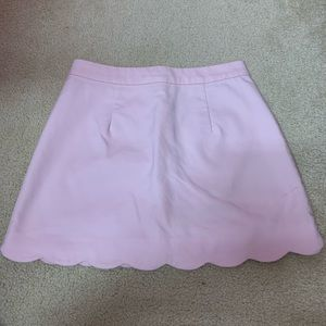 Forever 21 Skirts - Forever 21 Pink Button Up Skirt